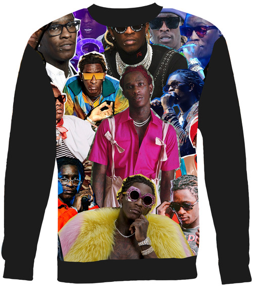 Young Thug sweatshirt