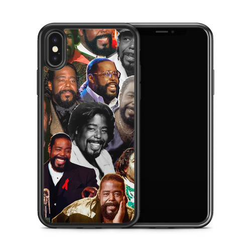 Barry White phone case x