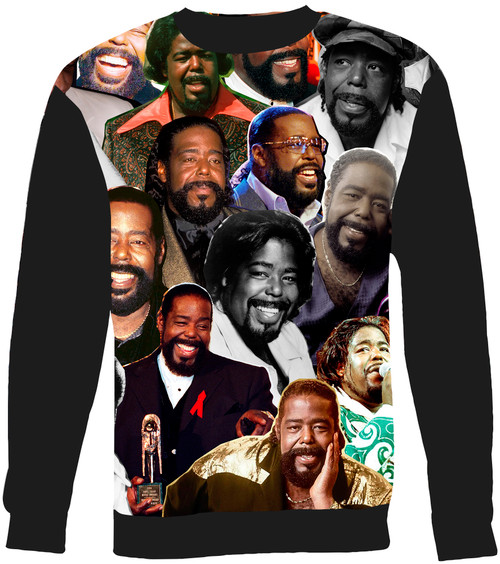 Barry White sweatshirt
