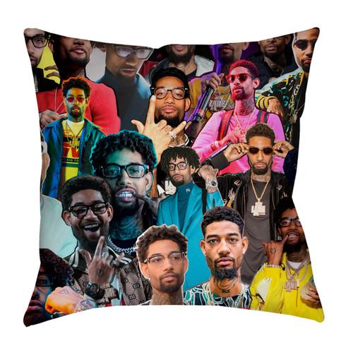 PnB Rock pillowcase