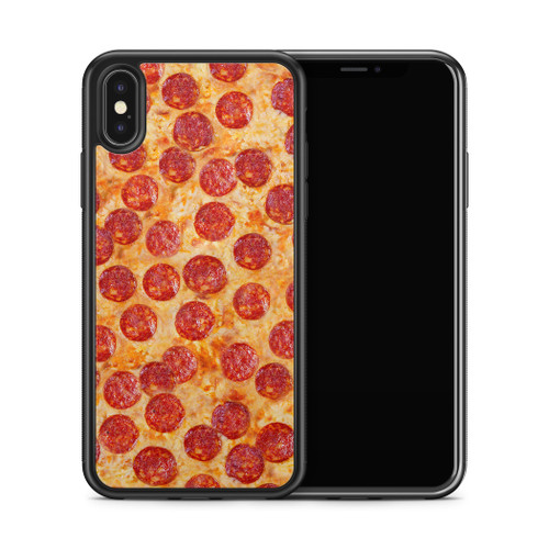 Pepperoni Pizza phone case x