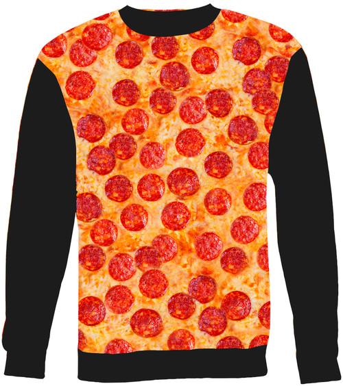 Pepperoni Pizza sweatshirt