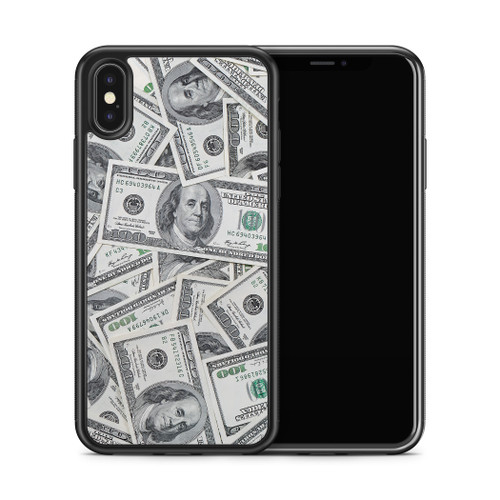 100 Dollar Bill phone case x