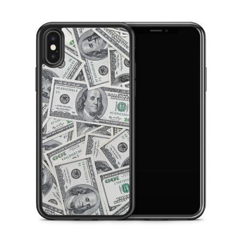 100 Dollar Bill phone case x