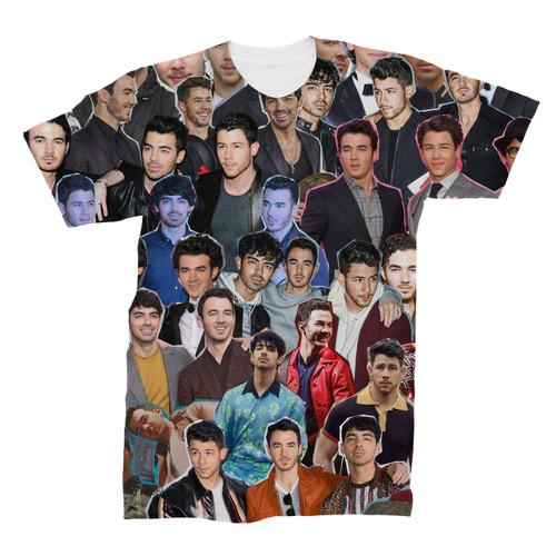 Jonas Brothers tshirt