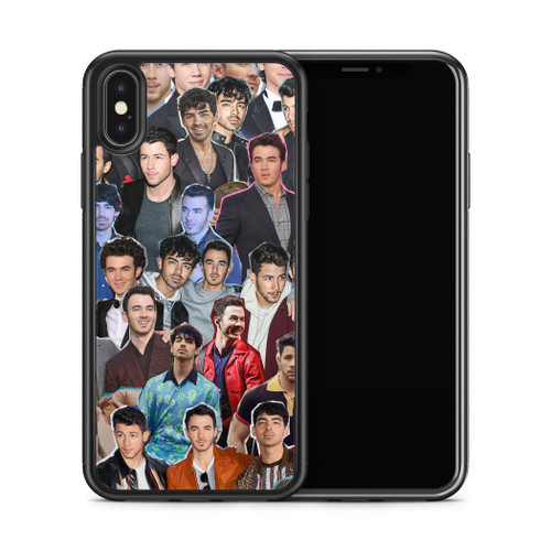 Jonas Brothers phone case x