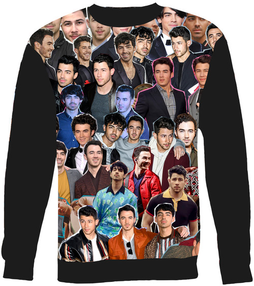 Jonas Brothers sweatshirt