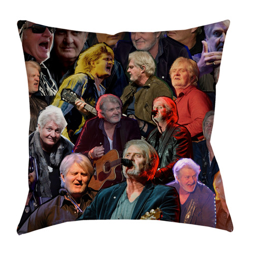 Tom Cochrane pillowcase