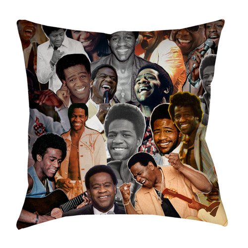 Al Green pillowcase