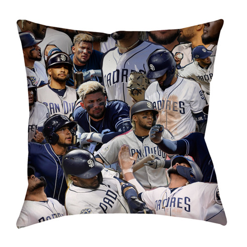 Fernando Tatis Jr. pillowcase