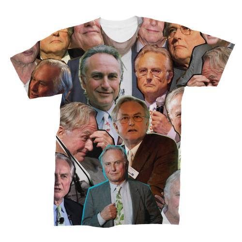 Richard Dawkins tshirt