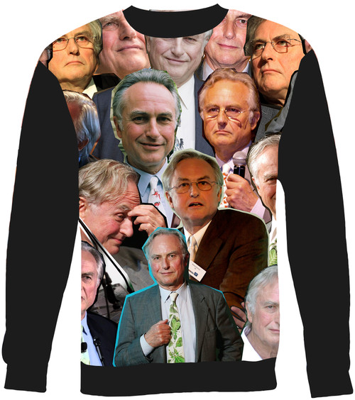 Richard Dawkins sweatshirt