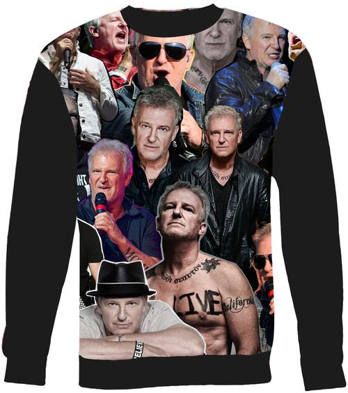 Alan Frew sweatshirt