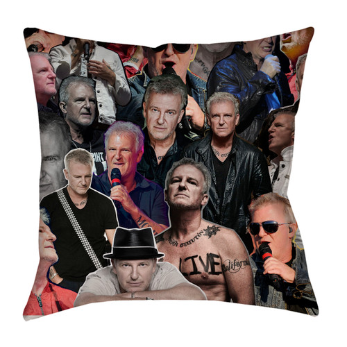 Alan Frew pillowcase