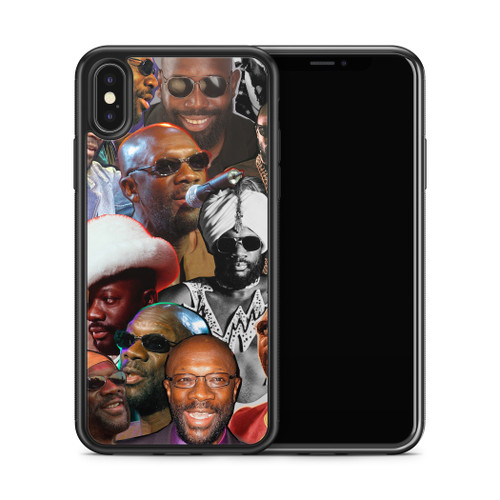 Isaac Hayes phone case x