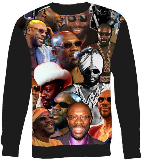 Isaac Hayes sweatshirt
