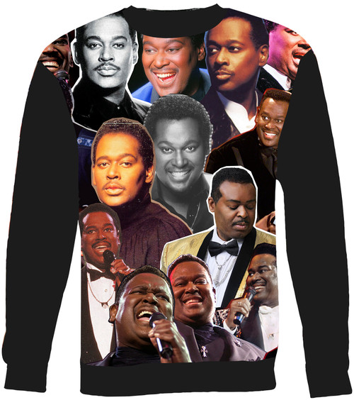 Luther Vandross sweatshirt