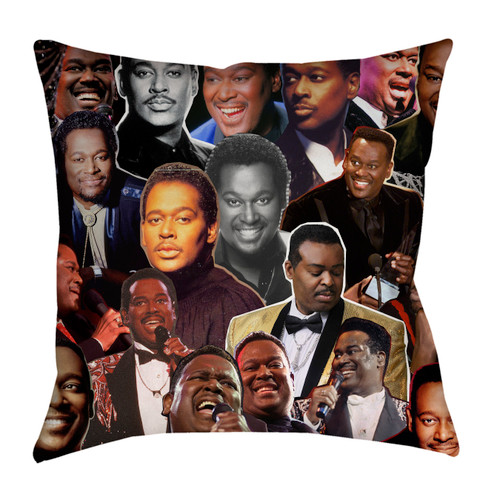 Luther Vandross pillowcase