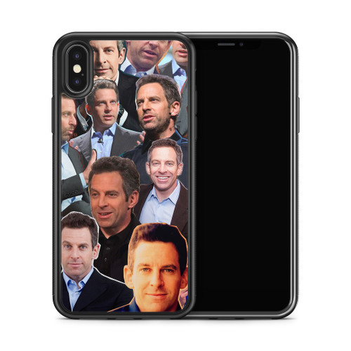Sam Harris phone case x