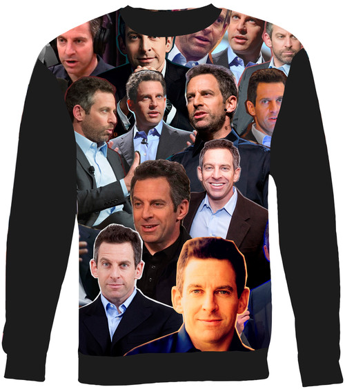 Sam Harris sweatshirt