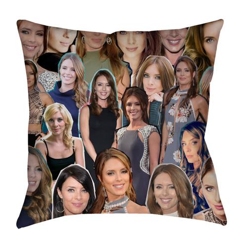 Amy Pemberton pillowcase