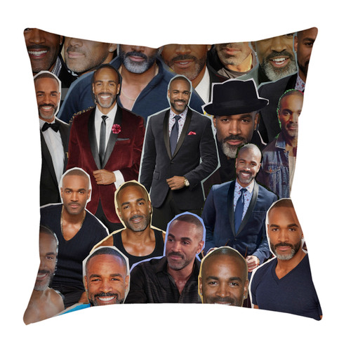 Donnell Turner Photo Collage Pillowcase
