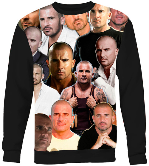 Dominic Purcell Sweatshirt