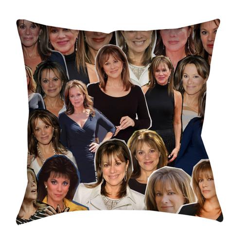 Nancy Lee Grahn pillowcase