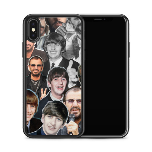 Ringo Starr phone case x