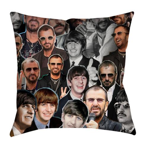 Ringo Starr pillowcase
