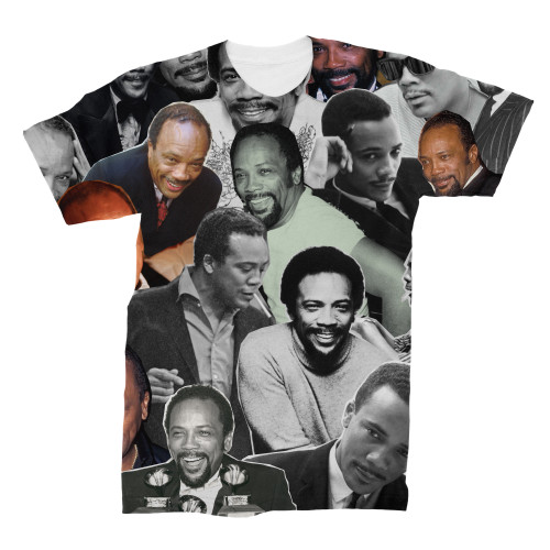 Quincy Jones tshirt
