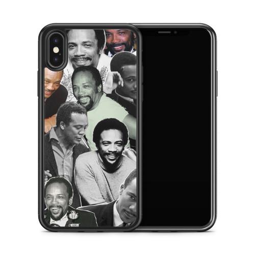 Quincy Jones phone case x
