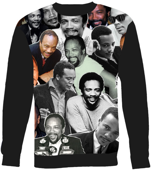 Quincy Jones sweatshirt