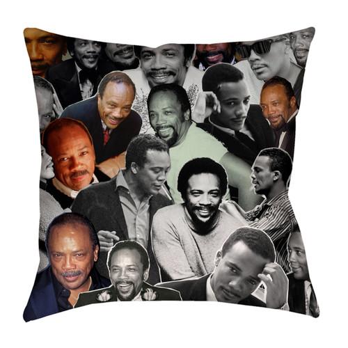 Quincy Jones pillowcase