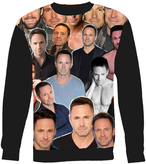 William Devry sweatshirt