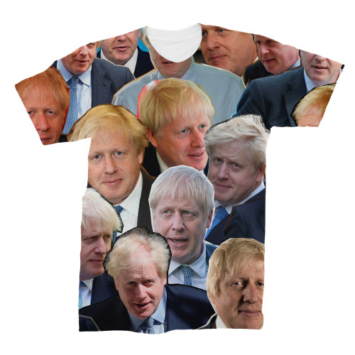 Boris Johnson tshirt