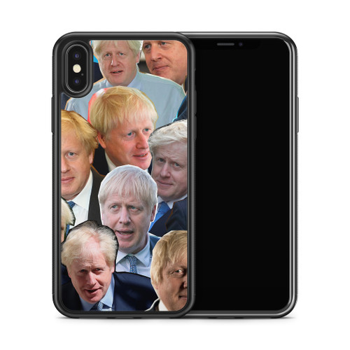 Boris Johnson phone case x
