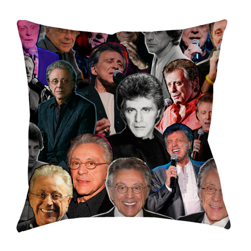 Frankie Valli pillowcase