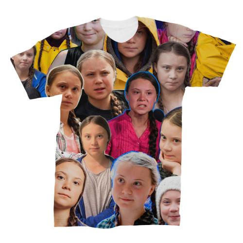 Greta Thunberg tshirt
