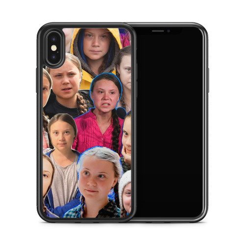 Greta Thunberg phone case x