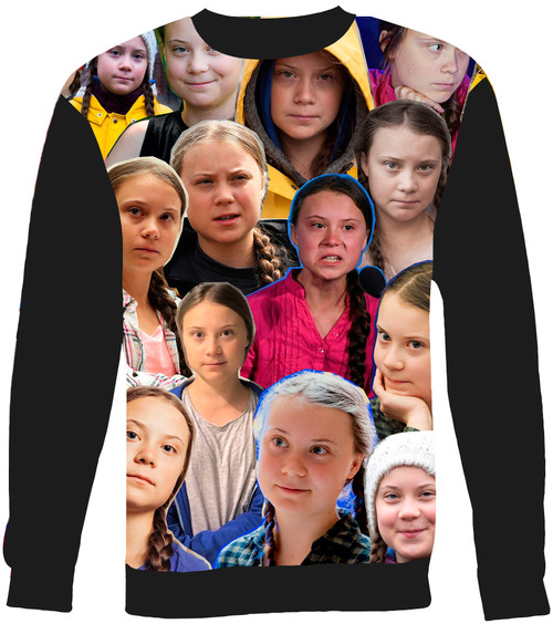 Greta Thunberg sweatshirt