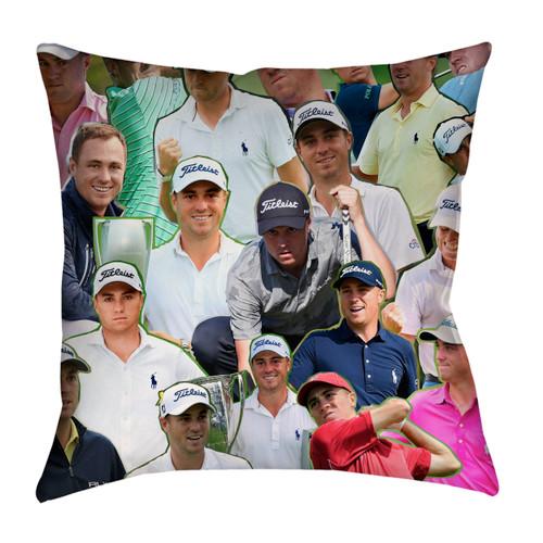 Justin Thomas pillowcase