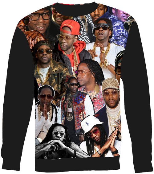 2 Chainz sweatshirt
