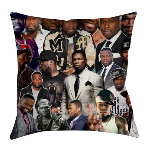 50 Cent pillowcase