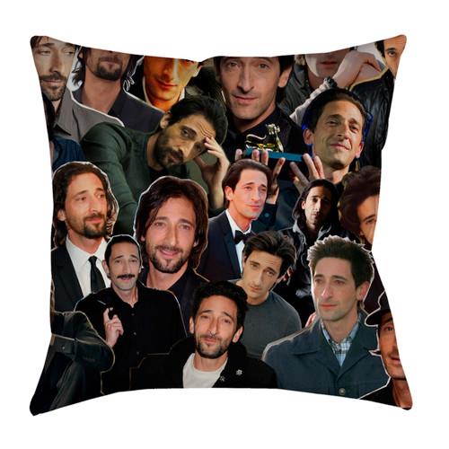 Adrien Brody pillowcase