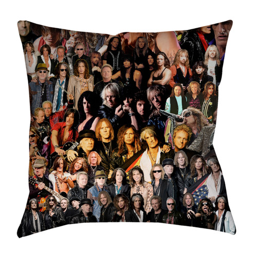 Aerosmith pillowcase