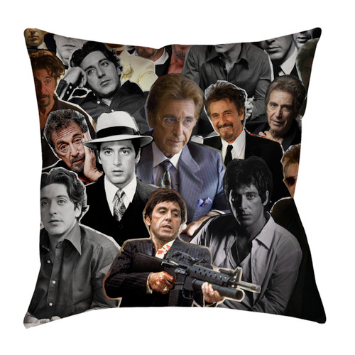 Al Pacino pillowcase