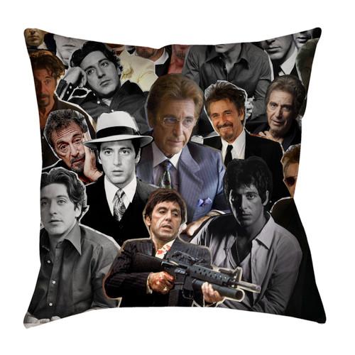 Al Pacino pillowcase