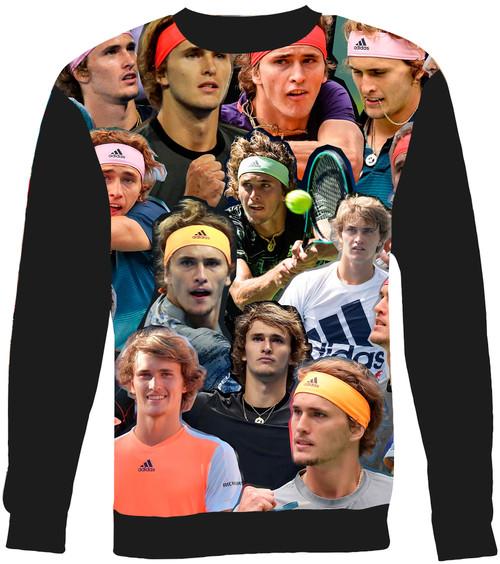 Alexander Zverev sweatshirt
