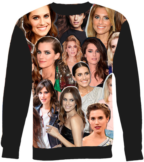 Allison Williams sweatshirt